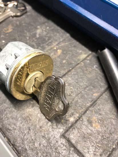Instalation Locksmith